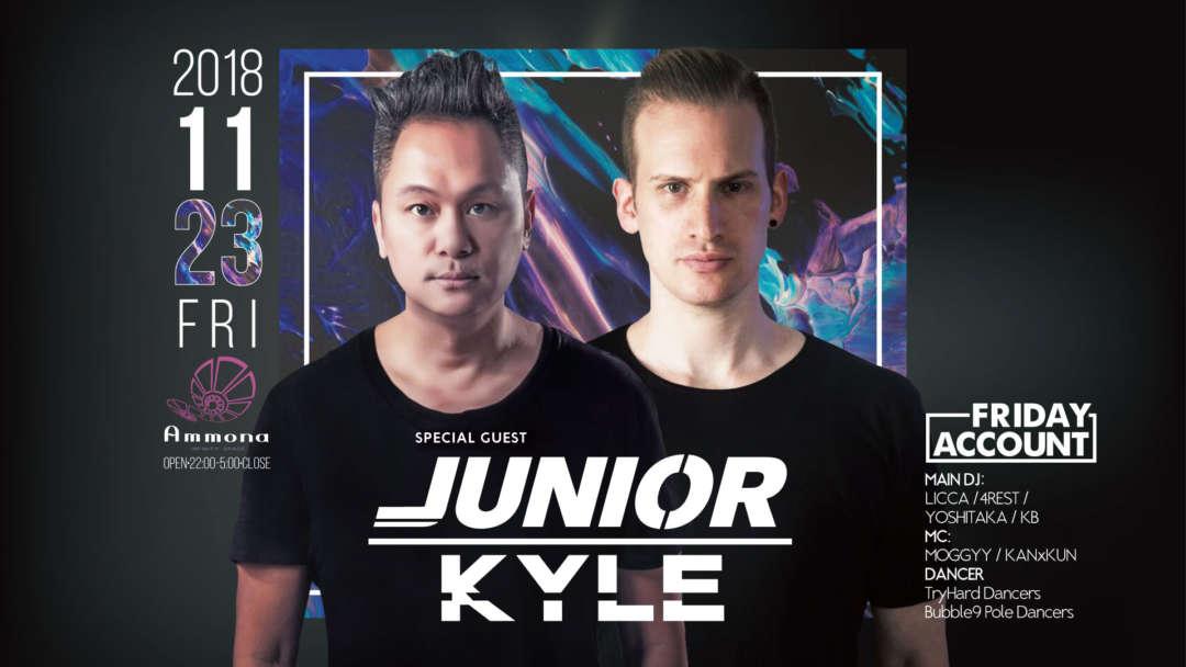 DJ JUNIOR & DJ KYLE